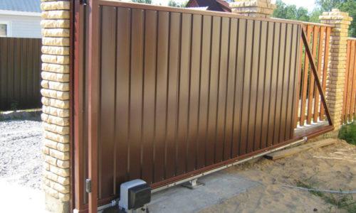 ворота слайд 1