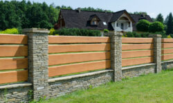 vinyl fencing that looks like brick Best of fence companies knoxville tn recent fence installation